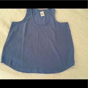 J. Crew Mercantile blouse. XL